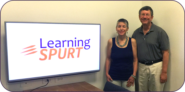 Learning Spurt - Lauren and Clarke Bishop - Alpharetta, GA